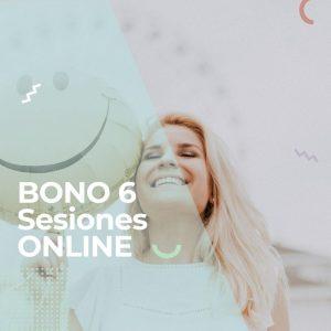 Sesiones Online Bono 6 Sesiones